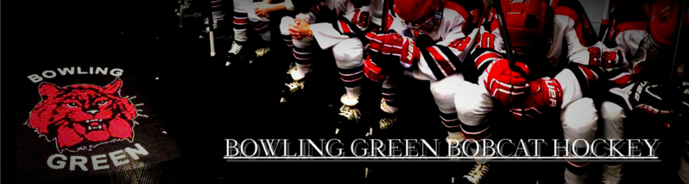 BOWLING GREEN BOBCAT HOCKEY